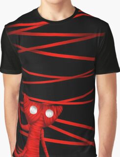 Unravel the strings Graphic T-Shirt