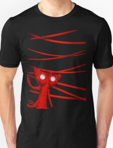 Unravel the strings Unisex T-Shirt