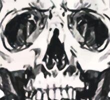 Life is strange Chloe skull Sticker