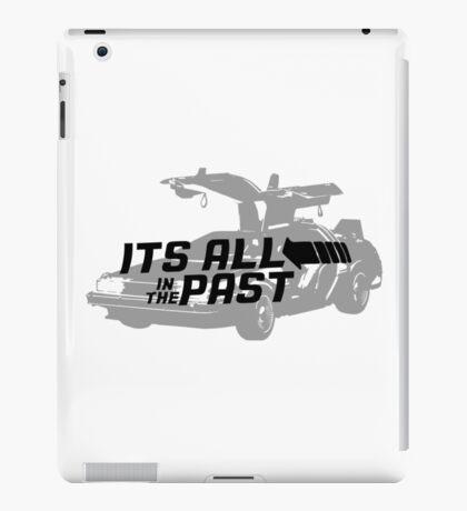Back to the Future iPad Case/Skin
