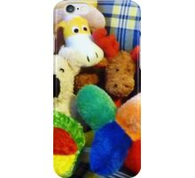 Eddie's Toys - sit on settee in Family room iPhone Case/Skin