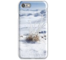 Tignes, France, Ski resort snowscape  iPhone Case/Skin