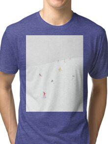 SKIBAKKEN Tri-blend T-Shirt