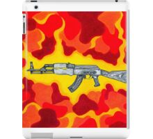 Machine Gun Funq iPad Case/Skin