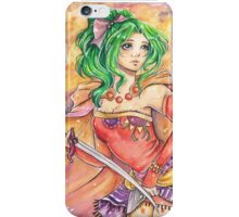 Terra Brandford iPhone Case/Skin