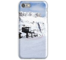 Tignes, France, Ski resort iPhone Case/Skin