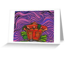 Funkadelic Bayou Greeting Card