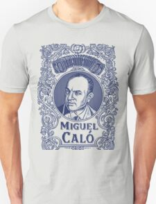 Miguel Caló (in blue) Unisex T-Shirt
