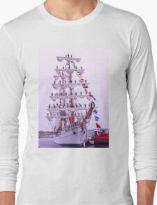 The Cuauhtemoc Long Sleeve T-Shirt