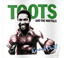Toots And The Maytals : Knock Out ! Poster