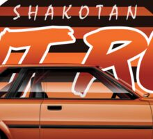 Shakotan Out Run - AE70 Sticker