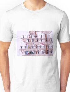 Stationed Up High Unisex T-Shirt
