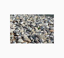 Pebbles at the sea shore. Unisex T-Shirt
