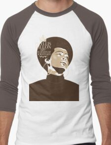 Phyllis Dillon : The Queen Of Rocksteady Men's Baseball ¾ T-Shirt