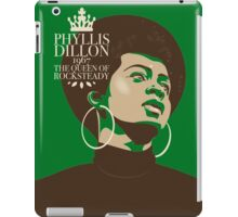 Phyllis Dillon : The Queen Of Rocksteady iPad Case/Skin