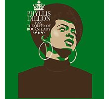 Phyllis Dillon : The Queen Of Rocksteady Photographic Print