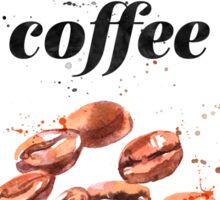 But first coffee LON Sticker