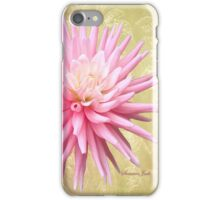 Pink Mum with Little Bud ~ for Mom iPhone Case/Skin