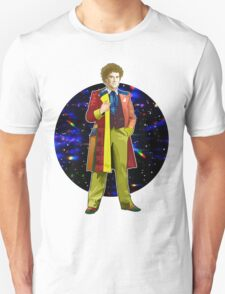 The 6th Doctor - Colin Baker T-Shirt