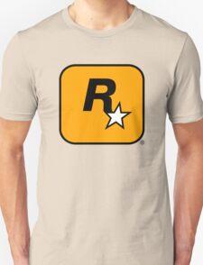 Official Rockstar Games Logo T-Shirt