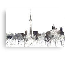 Toronto, Ontario Skyline - CRISP Canvas Print