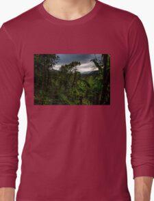 Tropical rainforest - jungle Long Sleeve T-Shirt