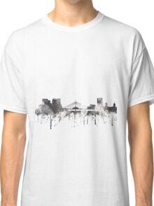 Winnipeg, Manitoba, Canada Skyline - CRISP Classic T-Shirt