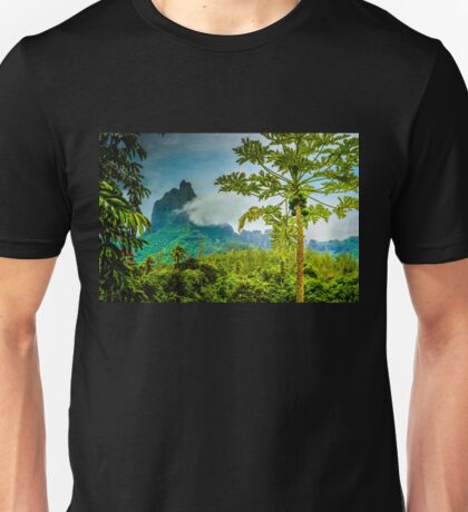 South American Jungle Unisex T-Shirt