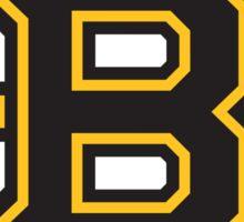 Boston Bruins Sticker