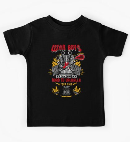 Road to Valhalla Tour Kids Tee