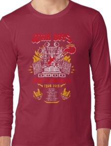 Road to Valhalla Tour Long Sleeve T-Shirt