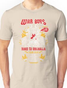 Road to Valhalla Tour Unisex T-Shirt