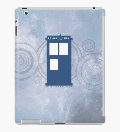 Doctor Who - All of Time and Space iPad Case/Skin