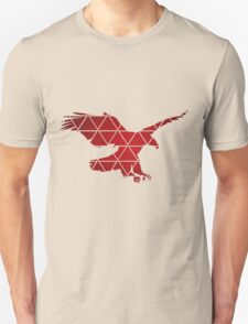 American Bald Eagle (Blood-Red) T-Shirt