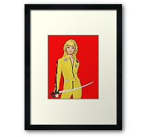 Kill! Framed Print