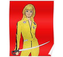 Kill Bill Barbie! Poster