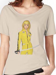 Kill Bill Barbie! Women's Relaxed Fit T-Shirt