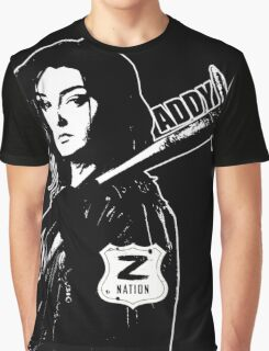 Z Nation: Addy  Graphic T-Shirt