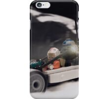 Snow Rider iPhone Case/Skin