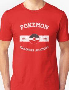 Pokemon Trainers Academy Unisex T-Shirt