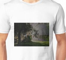 0647 Through the trees Unisex T-Shirt