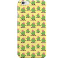Bright Cactus Vector Seamless Pattern iPhone Case/Skin