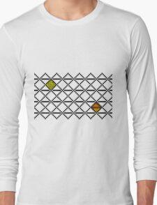Leafy Lacework Long Sleeve T-Shirt