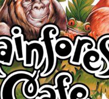 Rainforest Cafe Sticker