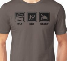 FJ EAT SLEEP Unisex T-Shirt