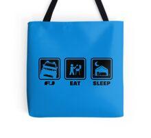 FJ EAT SLEEP Tote Bag