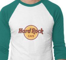 Hard Rock Cafe Men's Baseball ¾ T-Shirt