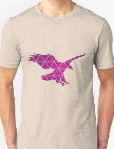 American Bald Eagle (Pink) T-Shirt