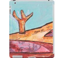 crown land iPad Case/Skin