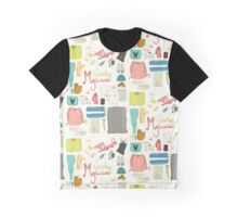 My Traveling Suitcase Graphic T-Shirt